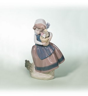 Retired Lladro-Spring Is Here