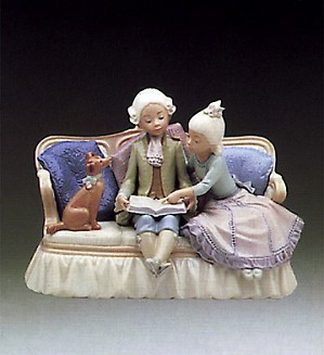 Lladro-Story Time 1984-90