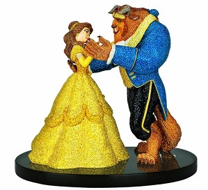 Swarovski Crystal-Myriad Beauty and The Beast