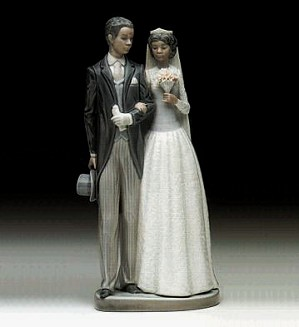 Lladro-Wedding Day 1985-99