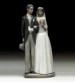 Lladro-Wedding Day 1985-99