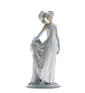 Lladro-Socialite Of The 20's 1985-01