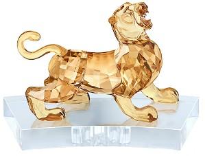 Swarovski Crystal-Chinese Zodiac Tiger