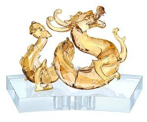 Swarovski Crystal-Chinese Zodiac Dragon