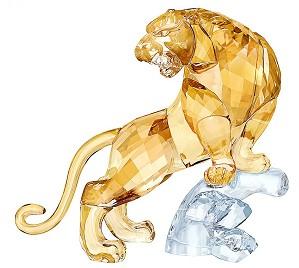 Swarovski Crystal-Tiger