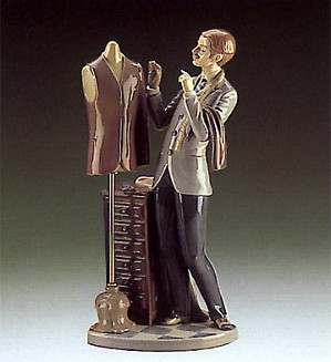 Lladro-The Tailor 1985-87