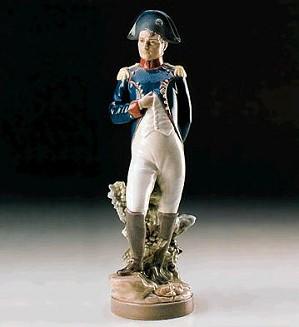 Lladro-Napoleon Bonaparte