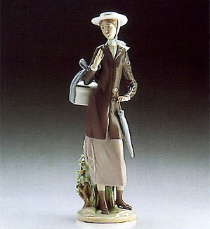 Lladro-A New Hat 1986-89