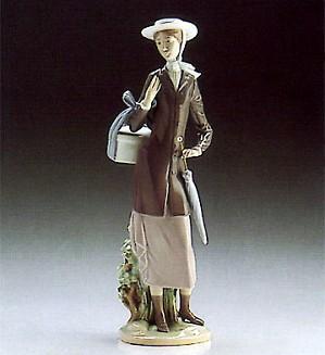 Lladro-A New Hat 1986-89
