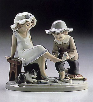 Lladro-Try This One 1986-97