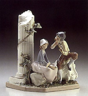 Lladro-Lovers Serenade 1986-89