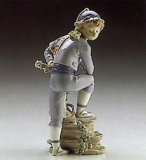Lladro-Valencian Boy 1986-91