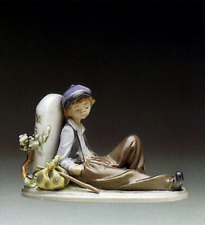 Lladro-A Time To Rest 1987-93