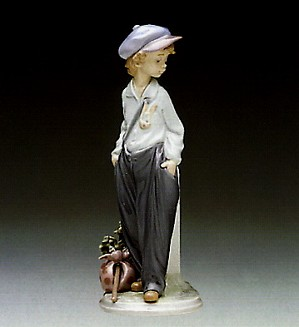Lladro-The Wonderer 1987-99