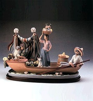 Lladro-Carnival Time