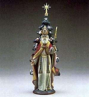 Lladro-Saint Nicholas 1987-91