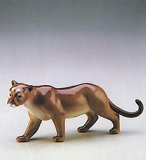 Lladro-Minature Cougar 1987-90