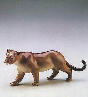 Lladro-Minature Cougar 1987-90