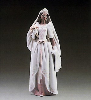 Lladro-The Black Bride 1987-95