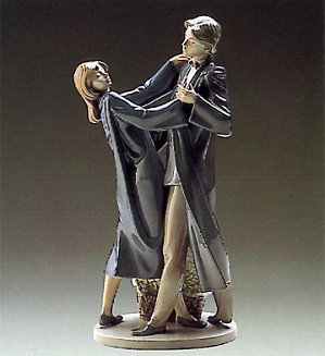 Lladro-Graduation Dance 1988-89