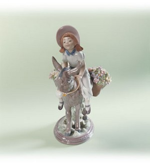 Lladro-Look At Me 1988-91
