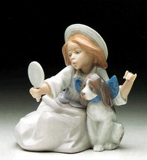 Lladro-Who's The Fairest ? 1988-2000