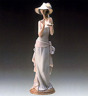 Lladro-Tea Time 1988-97