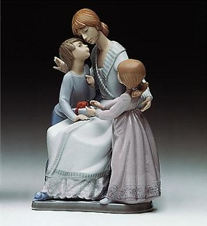Lladro-Mothers Day 1989-98