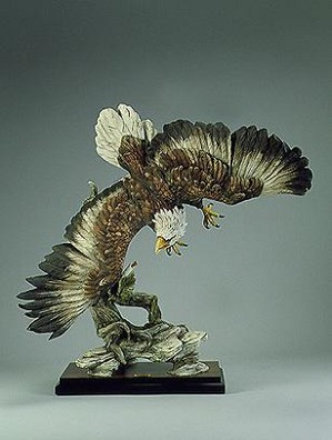Giuseppe Armani-Sky Watch/eagle - Ltd. Ed. 3000