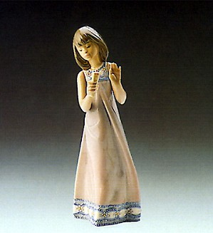 Lladro-A Quiet Evening 1989-93