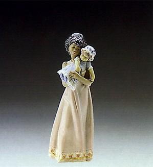 Lladro-Baby Doll 1989-98