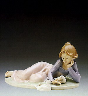 Lladro-Playful Friends 1989-95