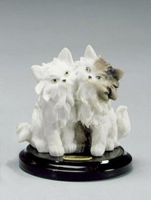 Giuseppe Armani-TWIN CATS