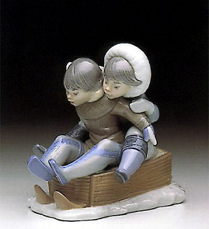 Lladro-Hang On! 1990-95