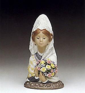 Lladro-Valencian Flowers 1990-93