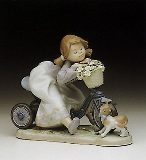 Lladro-In No Hurry 1990-94