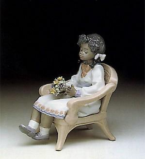 Lladro-Sitting Pretty 1990-98