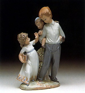 Lladro-Back To School 1990-93