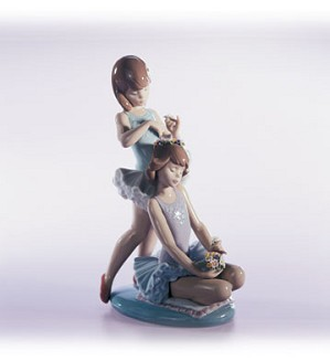 Retired Lladro-First Ballet