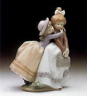 Lladro-Sharing Secrets 1990-97