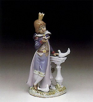 Lladro-Little Prince 1991-93