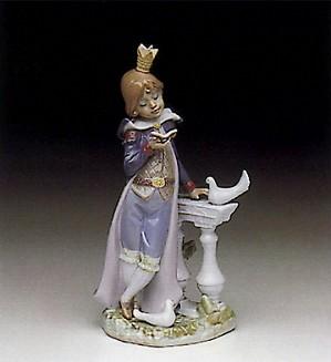 Lladro-Little Prince 1991-93