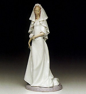 Lladro-Bridal Portrait 1991-95