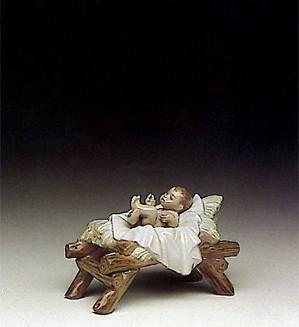 Lladro-Baby Jesus 1996-96