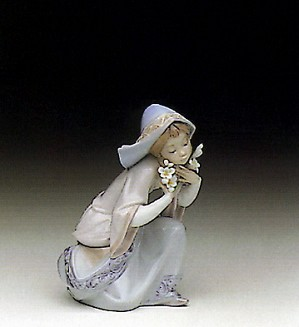 Lladro-Little Virgin 1991-94