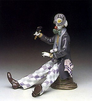 Lladro-Checking The Time 1991-95
