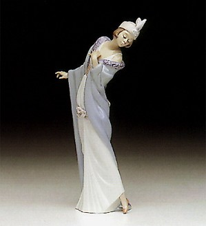 Lladro-The Flirt 1991-98