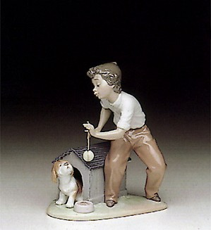 Lladro-Come Out To Play 1991-94