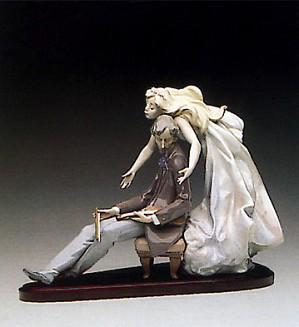 Lladro-Inspiring Muse 1992-94