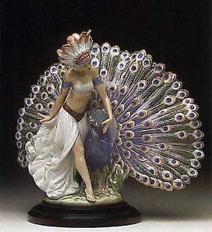 Lladro-Feathered Fantasy 1992-96